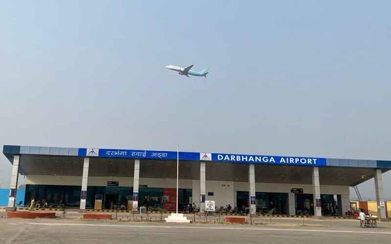 darbhanga airport cab service