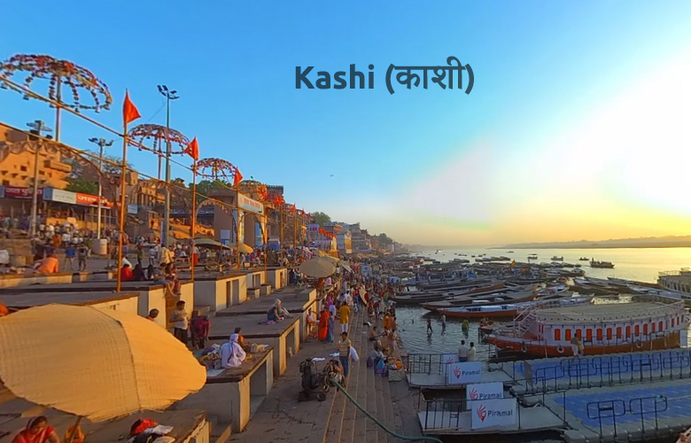 Kashi Tour Package