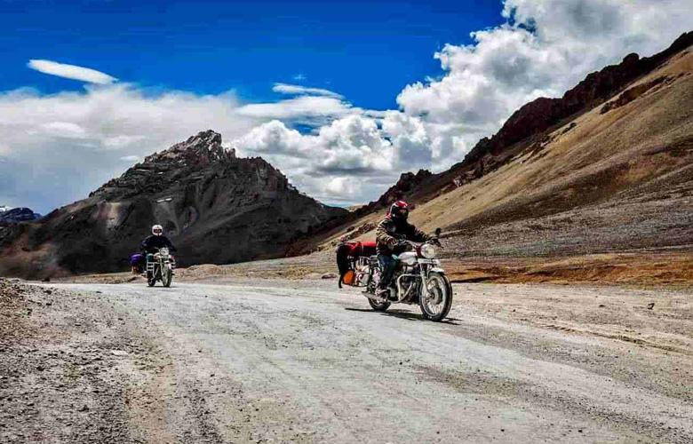 Ladakh Bullet Tour Package