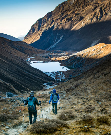 Sikkim Trek Package